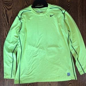 Nike Pro Combat Hyperwarm XXL. Long sleeve dry-fit